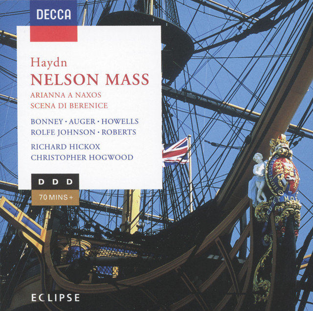 Haydn: Nelson Mass / Arianna a Naxos
