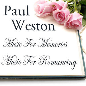 Paul Weston & His Orchestra No Other Love cover
