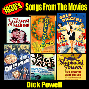 1930's Songs from the Movies album