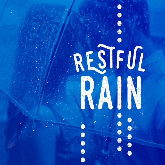 Restful Rain Albumcover