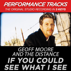 If You Could See What I See (Performance Tracks) - EP