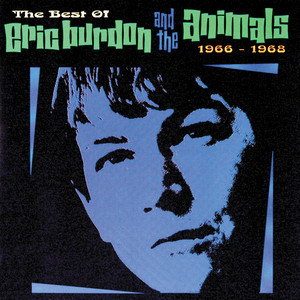Album cover for -- by Eric Burdon and the Animals
