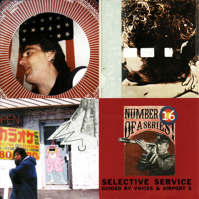 Guided by Voices, Airport 5, Guided By Voices Selective Service album cover
