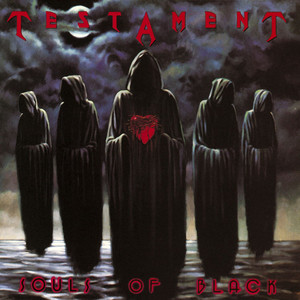 Testament The Legacy cover