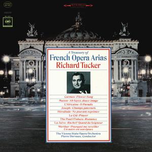 Richard Tucker - A Treasury of French Opera Arias Albümü