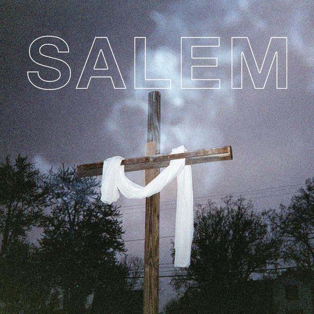 Skivomslag för Salem: King Night