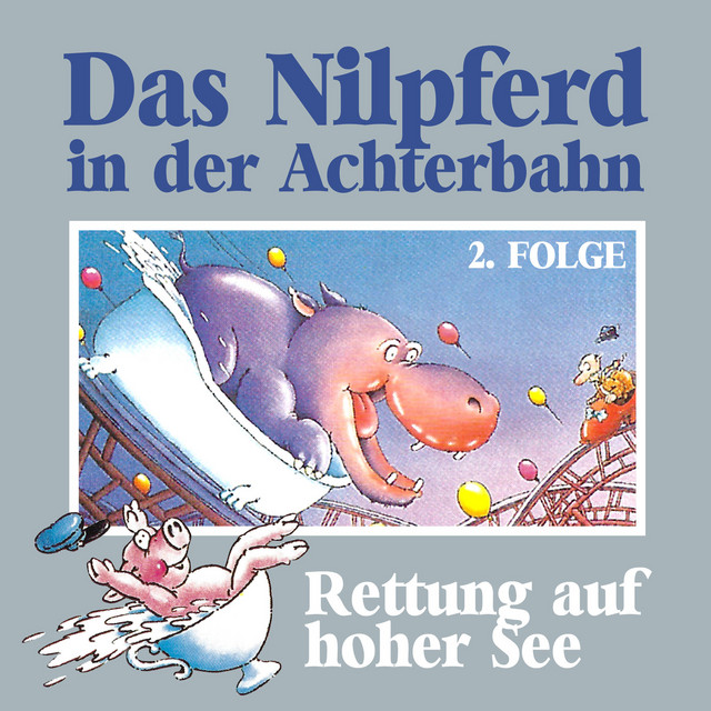 Folge 2: Rettung auf hoher See Cover