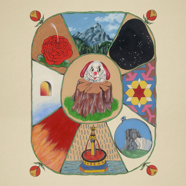 Album cover for Performance by White Denim