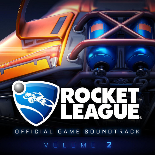 Album cover for Rocket League: Official Game Soundtrack, Vol. 2 by Various Artists
