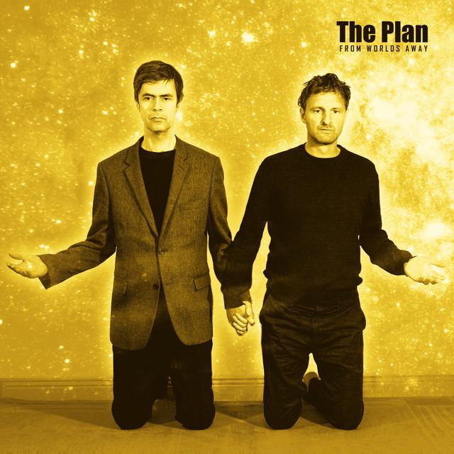 Skivomslag för Plan: From Worlds Away