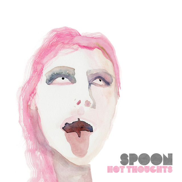 Spoon Hot Thoughts album cover