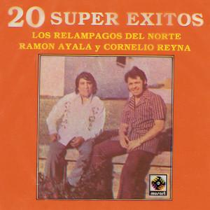 20 Exitos Los Relampagos Del Norte Albumcover