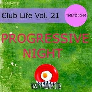 Club Life Vol. 21 Albumcover