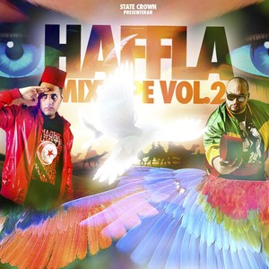 Haffla Music Mixtape Vol. 2 Albumcover