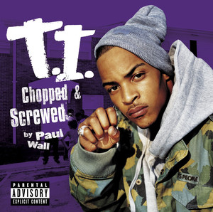 T.I. My Life cover