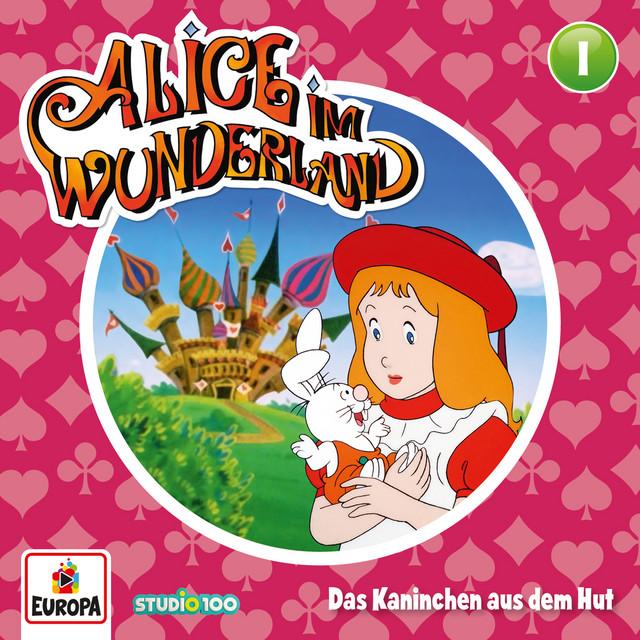 Alice im Wunderland Cover