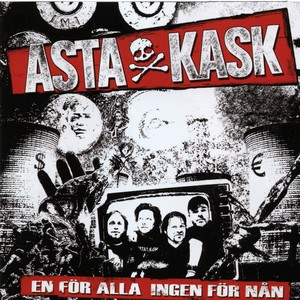 Asta Kask, Vill inte va med på Spotify