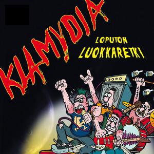 Loputon Luokkaretki Albumcover