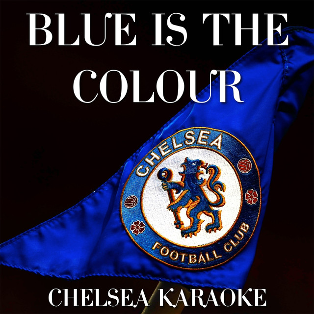 Blue Is the Colour - Karaoke Version Originally Performed by