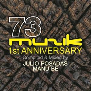 73 Muzik 1er Aniversario Albumcover