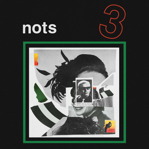 Album cover for 3 by Nots