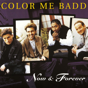 Color Me Badd, Neil Pogue Sexual Capacity cover