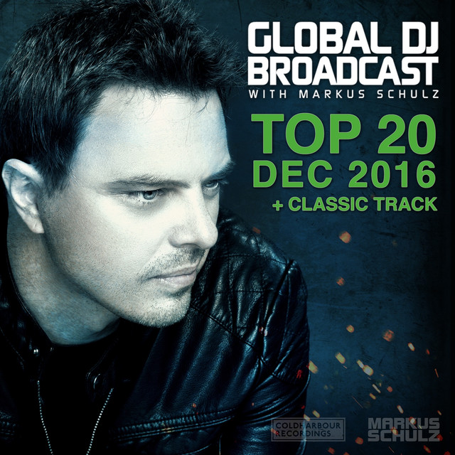 Global DJ Broadcast - Top 20 December 2016
