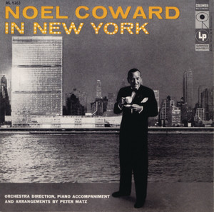 Noël Coward 20th Century Blues cover