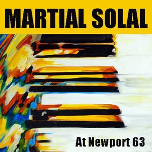 Martial Solal: At Newport 63 album