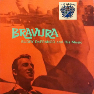 Buddy DeFranco Undecided cover