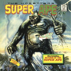 Album cover for High Plains Drifter by Lee Perry & The Upsetters