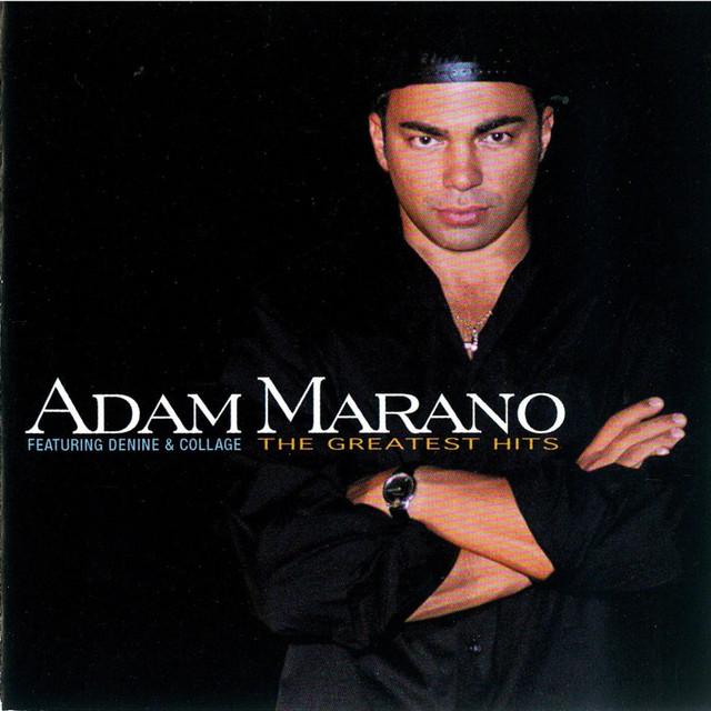 Adam Marano The Greatest Hits album cover