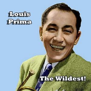 Louis Prima Jump, Jive an' Wail cover