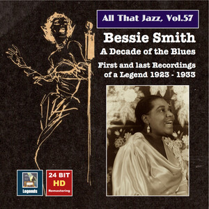 Bessie Smith, Fred Longshaw Need a Little Sugar in my Bowl cover