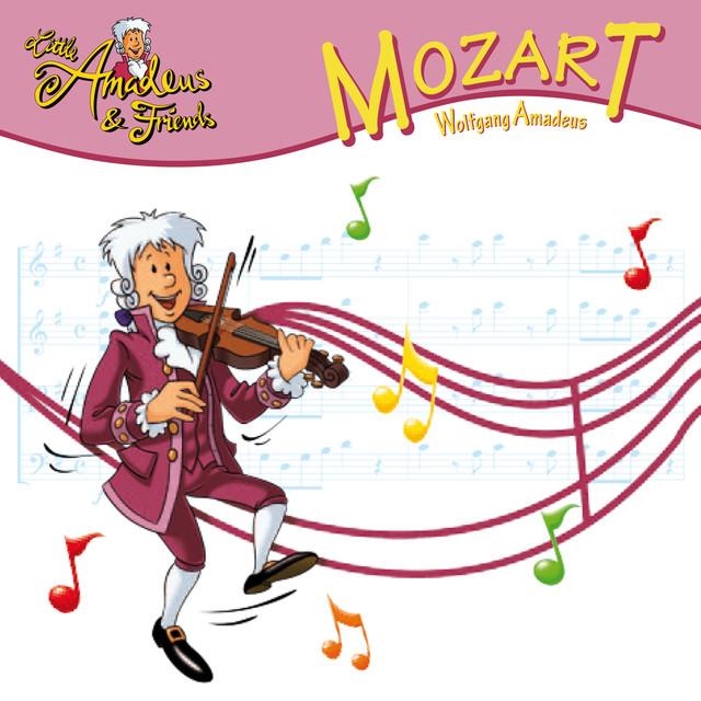 Little Amadeus & Friends: Mozart Albumcover