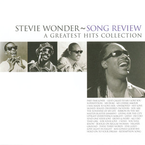 Stevie Wonder Happy Birthday cover