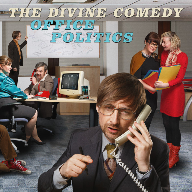 Album cover for Office Politics by The Divine Comedy