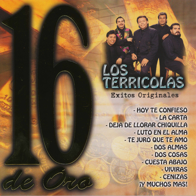 "16 de Oro ""Exitos Originales"""