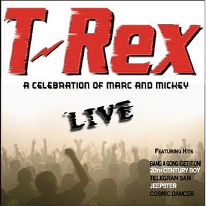 Mickey Finn's T-Rex Teenage Dream cover