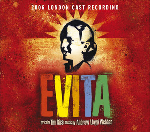 Andrew Lloyd Webber, Original Cast Recording Waltz For Eva And Che cover