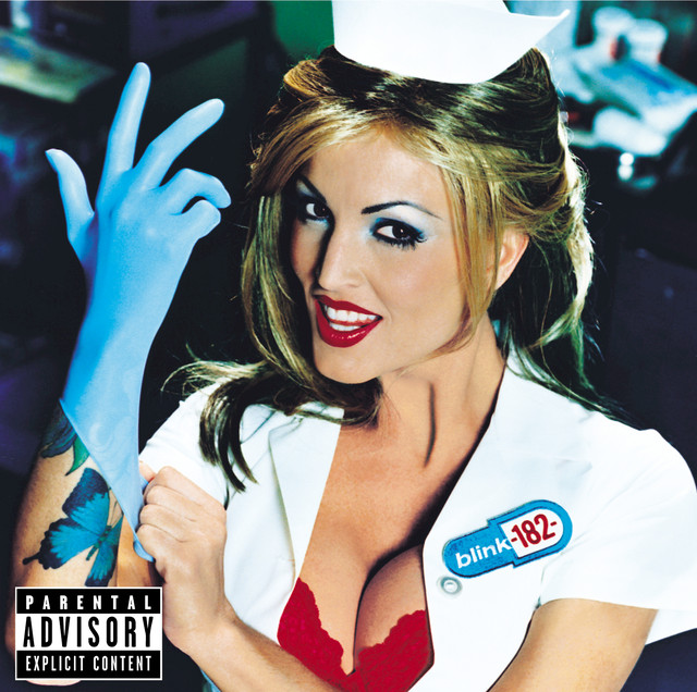 Enema Of The State Album Art