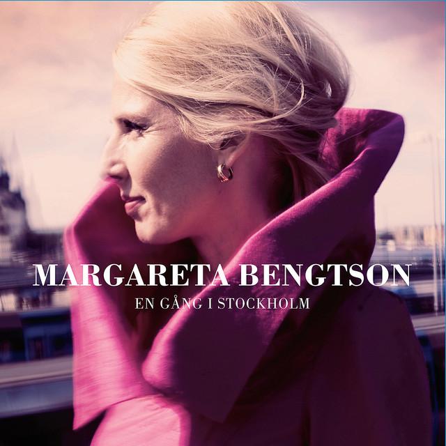 Skivomslag för Margareta Bengtson: En Gång I Stockholm
