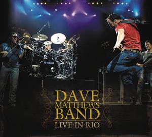 Dave Matthews Band - Live in Rio Albumcover