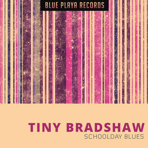 Tiny Bradshaw, Tiny Bradshaw, Cole-Mills, Cole-Mills Straighten Up And Fly Right cover