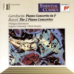Gershwin: Concerto in F; Ravel: Piano Concertos Albumcover