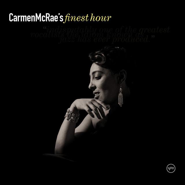 Carmen McRae: Finest Hour