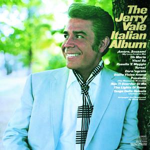 The Jerry Vale Italian Album album