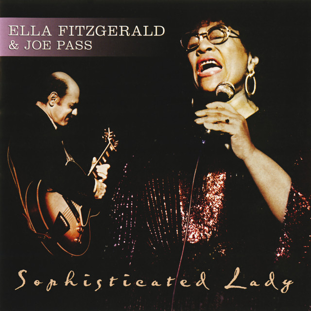 Sophisticated Lady (Live) Albumcover