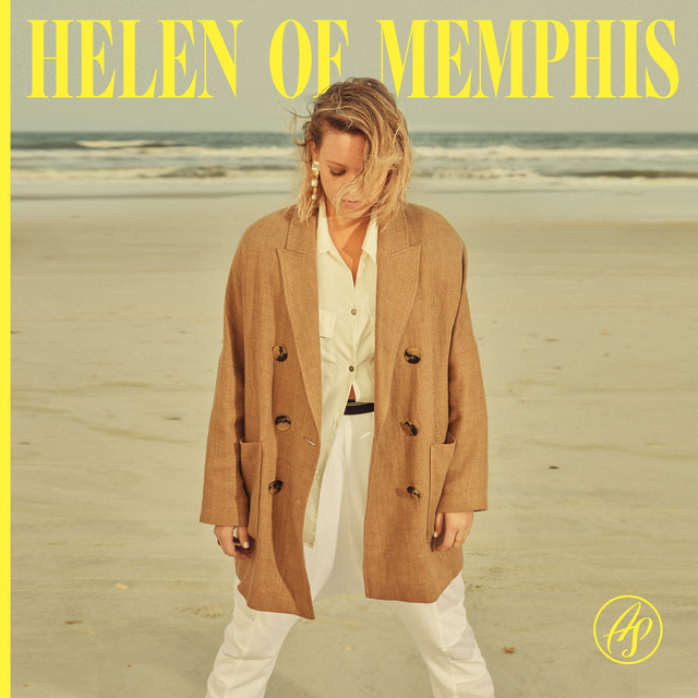 Album cover for Helen of Memphis by Amy Stroup