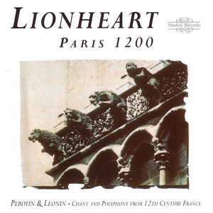 Paris 1200 - Chant And Polyphony From 12th Century France Albumcover
